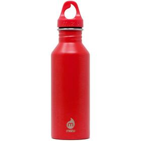 MIZU M5 Flaske 500 ml, rød